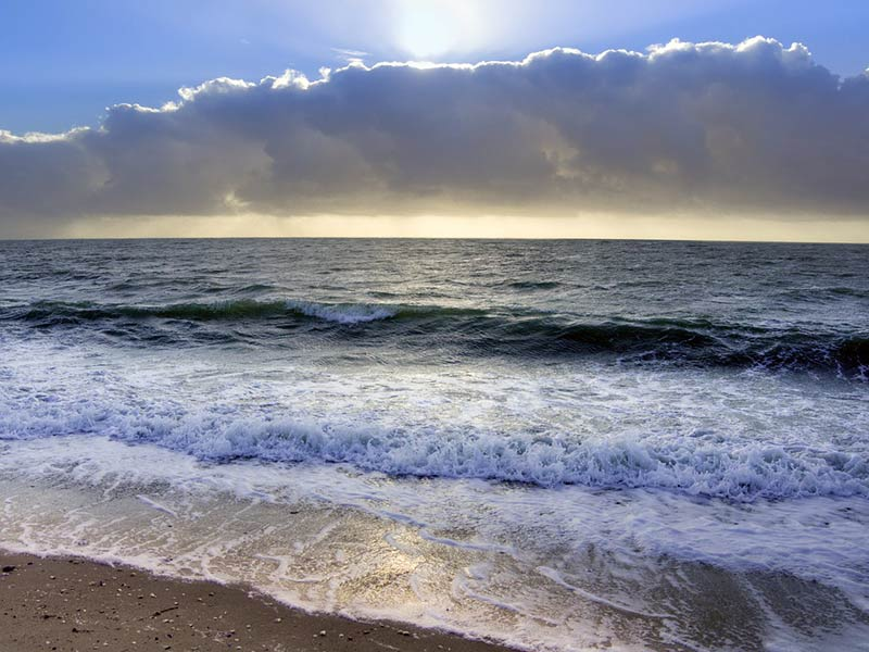 augmentation niveau de la mer