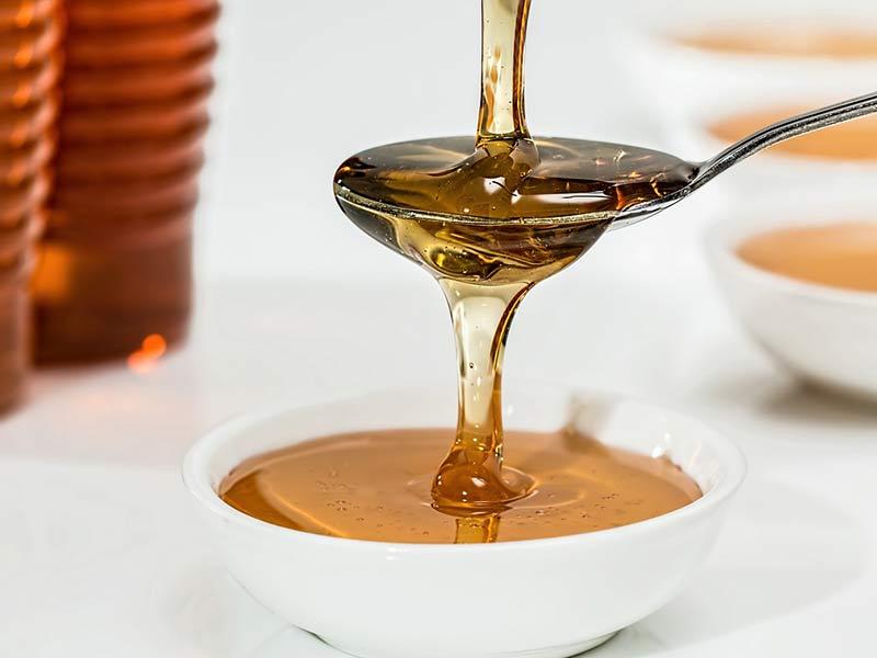 production de miel catastrophique