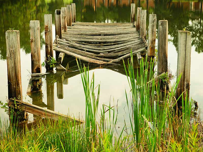 pollution de l'eau par les activités domestiques