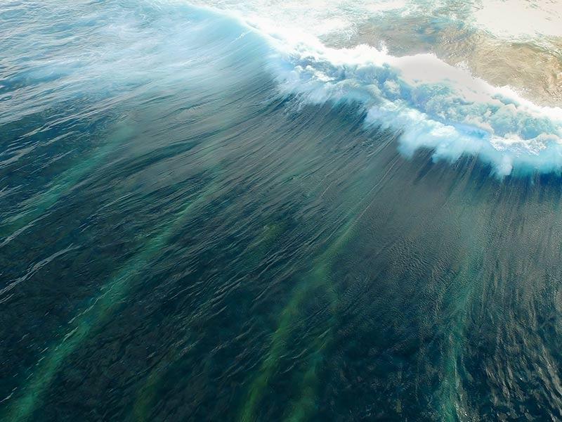 océan poubelle