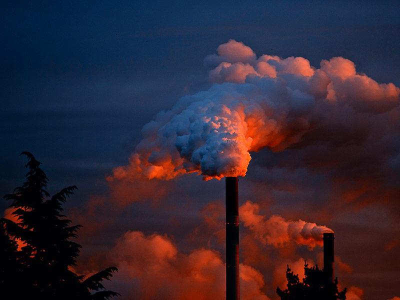 pollution air émissions industrielles