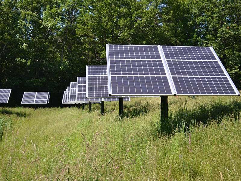 énergies renouvelables solaire